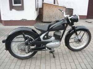 DKW RT175, 1955r.