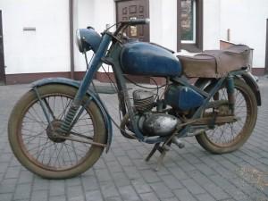 WSK 125 M06 1958 rok