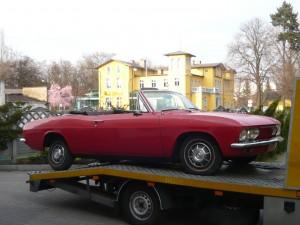 chevrolet corvair kabrio 1965, kliknij i zobacz więcej...