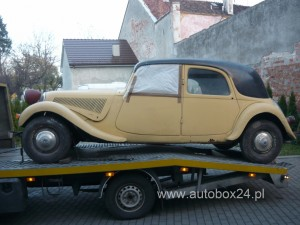 Citroen Traction Avant BL11